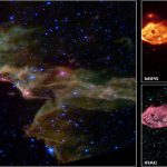 Spitzer Space Telescope also is known as Space Infrared Telescope Facility, is one of the most popular space telescopes to have been launched into space till now